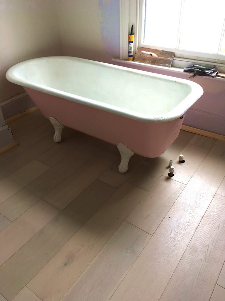 Wood flooring - timber flooring installation. Carpentry and joinery. Sussex, East Sussex, Surrey, Kent, Outer London. Abode Home Services.