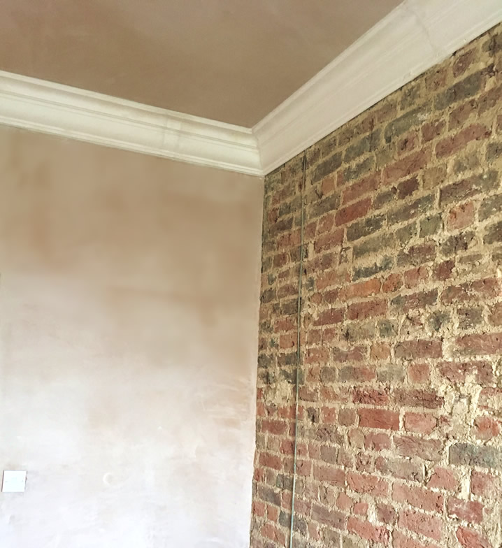Plastering South East UK. Sussex, East Sussex, Surrey, Kent, Outer London. Abode Home Services.